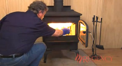 Fireplace Care Video Library - Regency Fireplace Products
